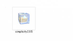 Simplicityの設置3